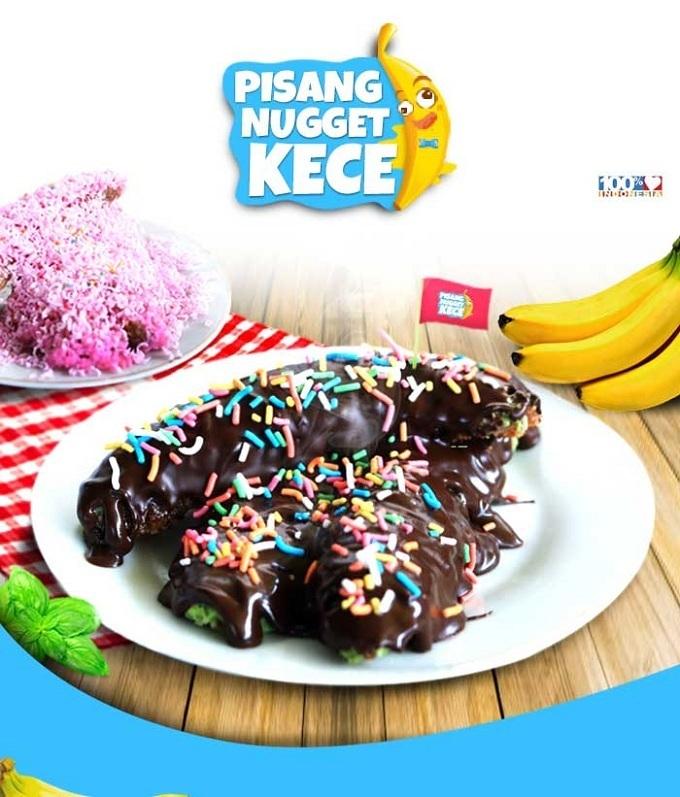 img franchise waralaba makanan pisang nugget kece