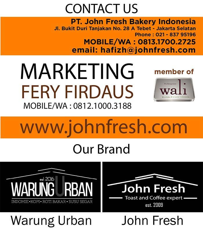 12 franchise peluang usaha waralaba roti john