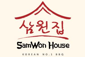 logo franchise restoran korea SamWon House