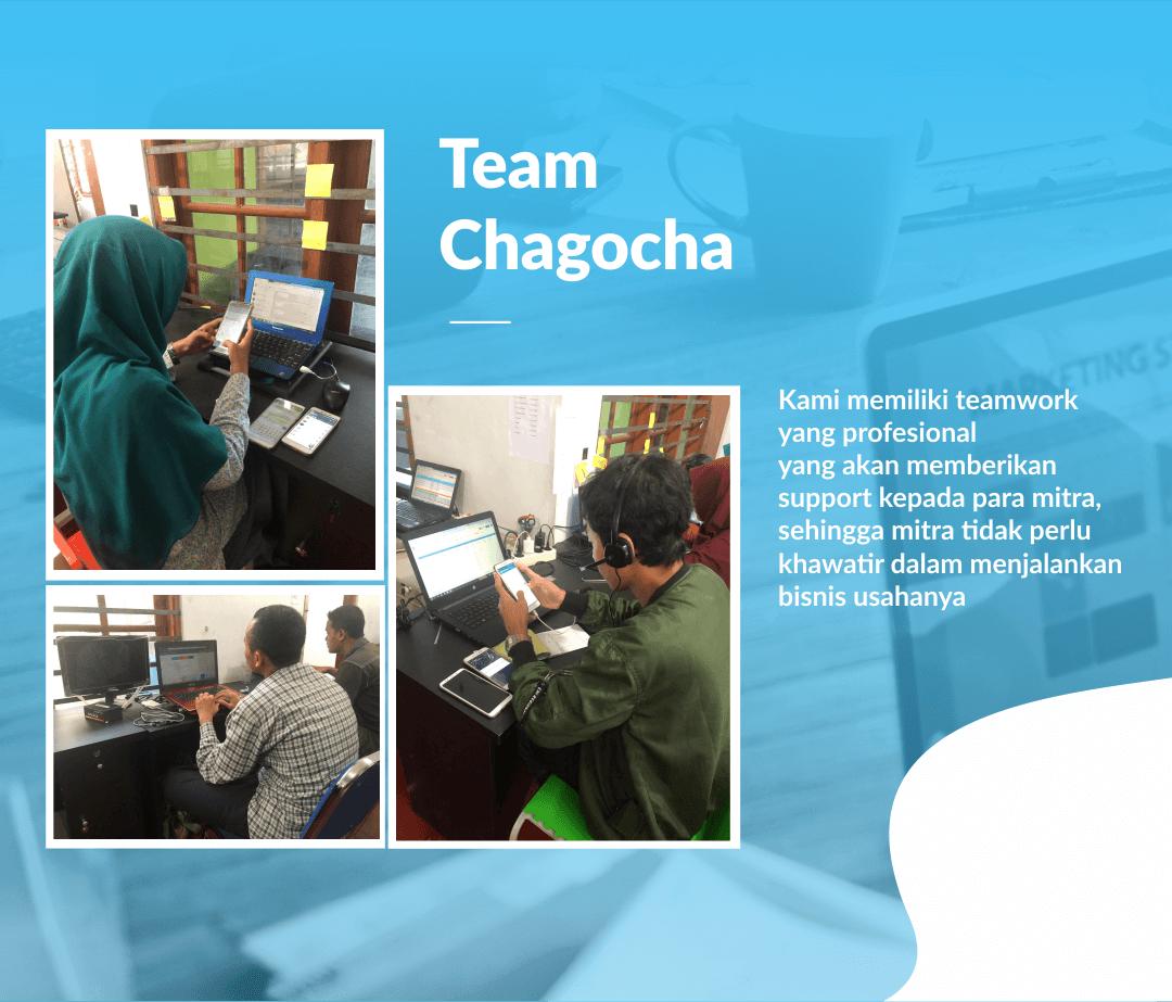 foto team chagocha