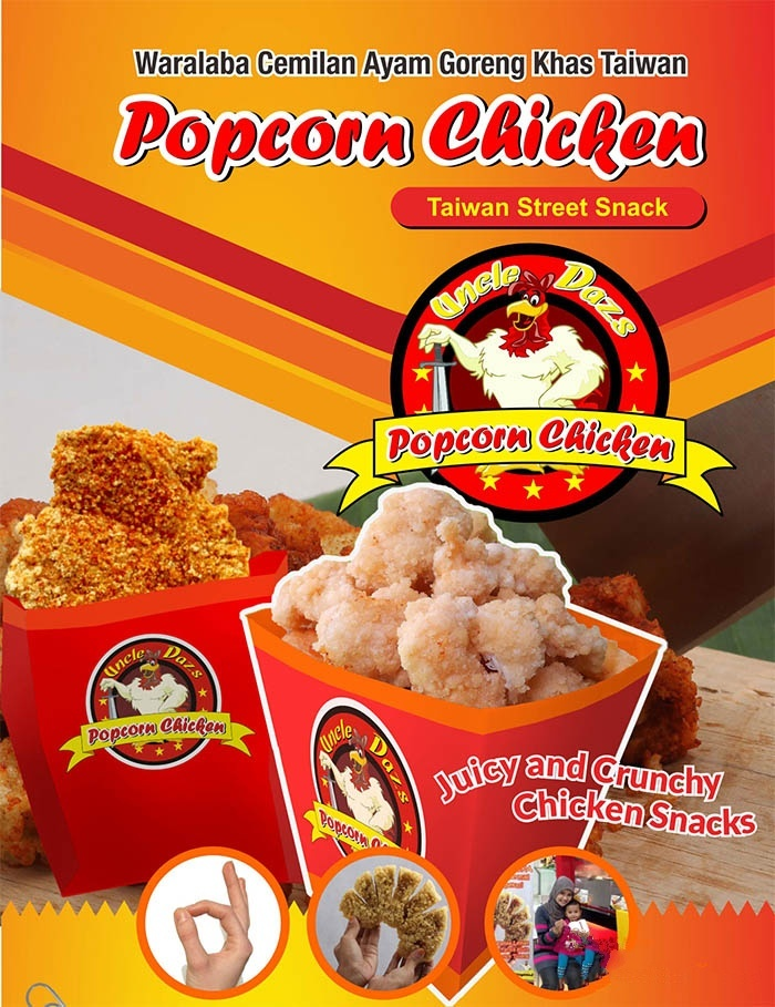 Uncledazs Popcorn Chicken