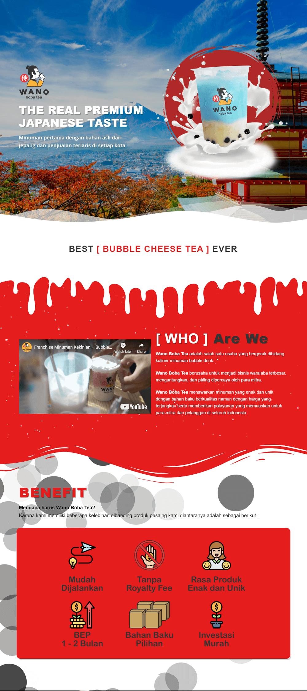 katalog franchise boba tea wano