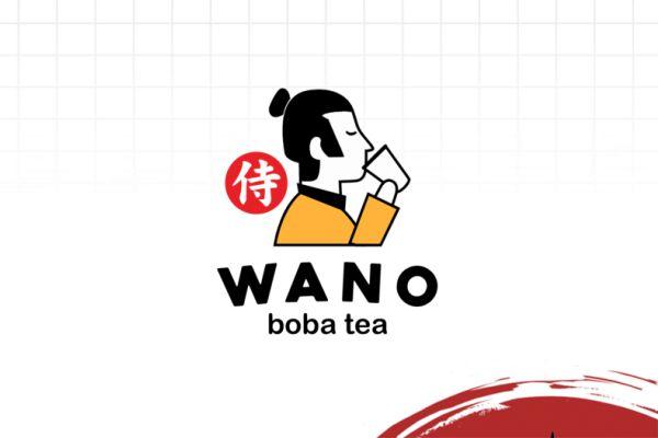 logo franchise wano boba tea