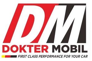 logo franchise bengkel dokter mobil