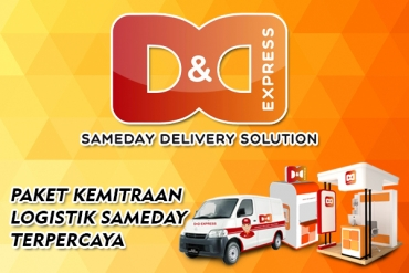 D&D Express - Franchise Agen Logistik Indonesia DND
