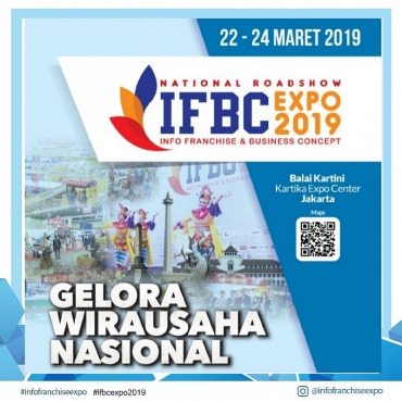 Jakarta Info Franchise & Business Concept 2019 (149th Edition/ 13th Annual)